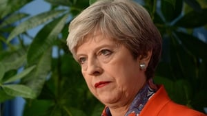 Theresa May has been left wounded by her snap election gamble