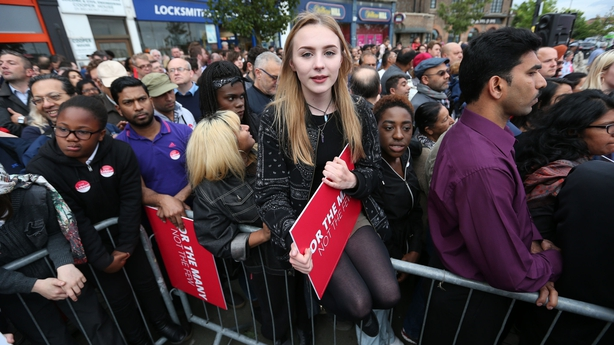 UK Labour party voters