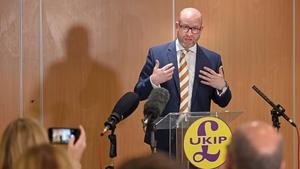 Paul Nuttall resigned as UKIP leader in June 2017