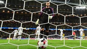 Hugo Lloris' error cost France dearly