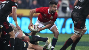 Conor Murray believes the Lions can end New Zealand's unbeaten run at Eden Park