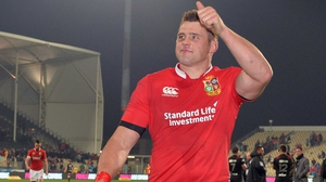 Making a Test appearance would be a dream come true for CJ Stander