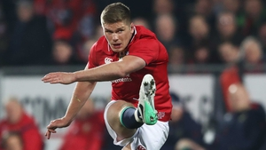 Owen Farrell shone in Christchurch