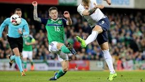 Norwood puts pressure on Norway's Alexander Soderlund