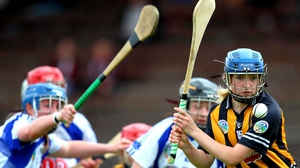 Kilkenny's Michelle Quilty gets a shot away