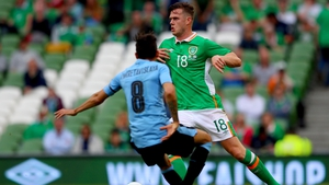 Kevin Long will start at the heart of the Ireland defence