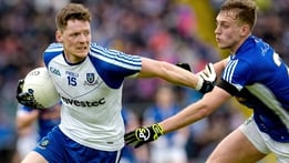 """Conor McManus - """"Luck was on our side in the end"""" 