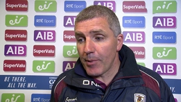 """Kevin Walsh - """"This game won't define our season"""" 