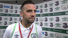 "Shane Duffy - ""We'll never go down without a fight"""