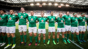 Ireland face three games in November