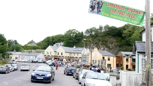 Dancing at the Crossroads in County Cork