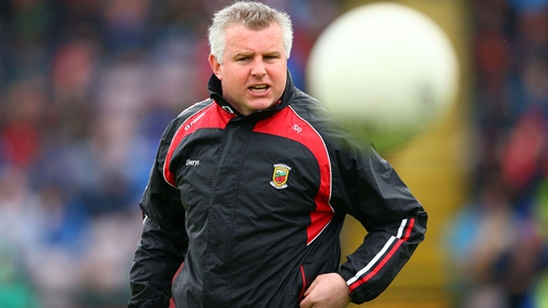 Stephen Rochford must lift his Mayo side for another journey through the qualifiers.