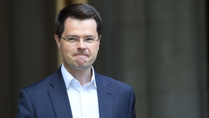 James Brokenshire will update US officials on the UK government's priorities in Northern Ireland