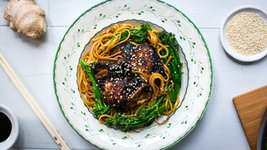 Donal Skehan's Soy & Ginger Chicken Thighs