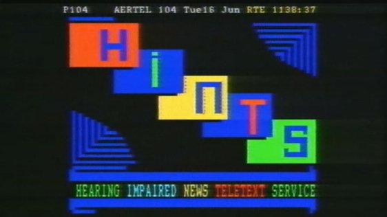 RTÉ Launch Aertel