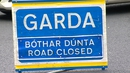 The incident occurred at 4.30am on the Castledermot Road in Tullow