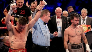 Ryan Burnett initially thought title might be 'taken away' from him