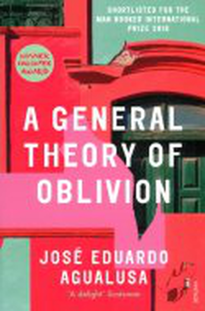 "Review:  International Dublin Literary Award shortlist – ""A General Theory of Oblivion"" by José Eduardo Agualusa"