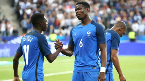 Ousmane Dembele and Paul Pogba should be key to France progressing through to the business end of the tournament