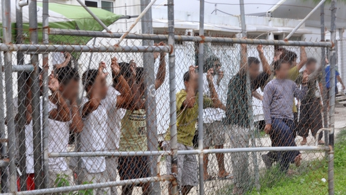 1,905 men were detained at the Manus Island facility