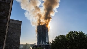 Massive blaze broke out in the early hours of the morning