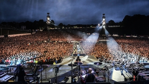 Guns N' Roses raze the ramparts at Slane
