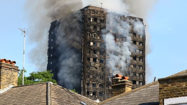 The Grenfell Tower fire claimed the lives of 72 people