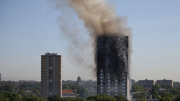 Grenfell Tower had insulated exterior cladding fitted in a €8.6m upgrade