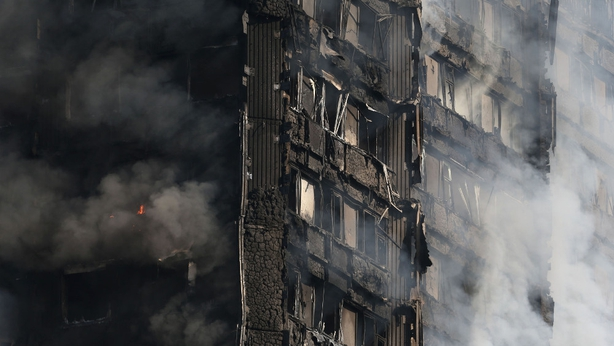 Multiple fatalities in overnight London high rise fire