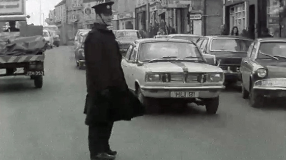 Athlone Traffic (1972)