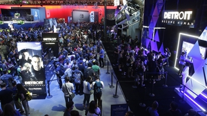 "Richard Windsor said games aimed at smartphone and tablet users are a ""glaring omission"" on the E3 convention floor"