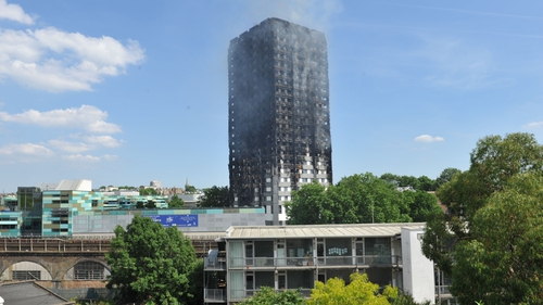 About 5% of the insulation boards sold for use in Grenfell Tower were from Kingspan