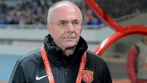 Sven-Goran Eriksson last coached the Philippines national