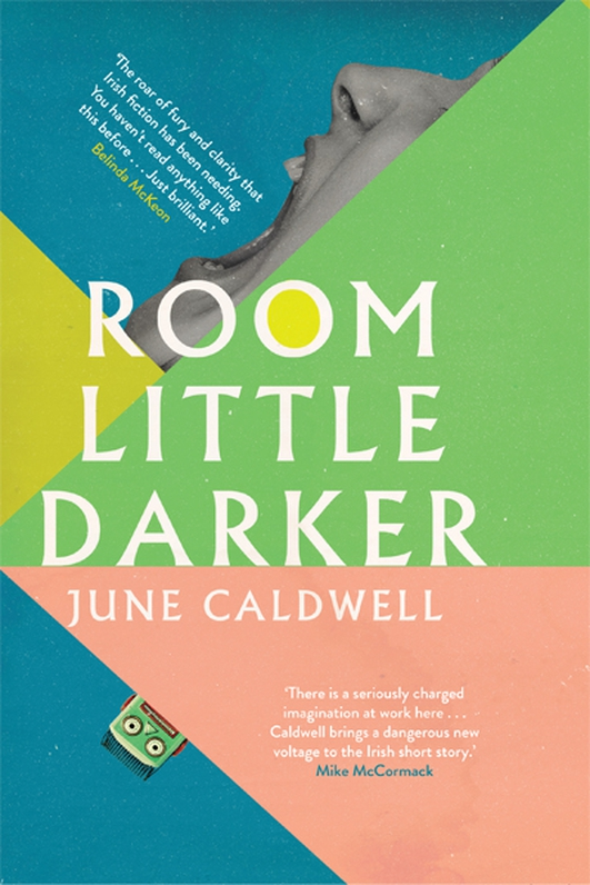 """Room Little Darker"" by June Caldwell"