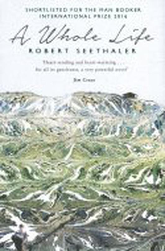"""Review:  International Dublin Literary Award shortlist - """"A Whole Life"""" by Robert Seethaler"""