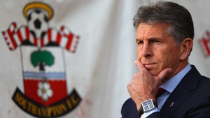 Claude Puel has been sacked after one season at the helm