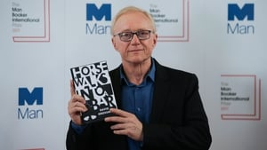 David Grossman is the winner of this year's Man Booker International Prize