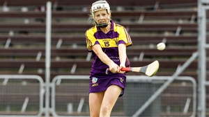 Kate Kelly made her Wexford debut in 1996