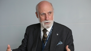 Vint Cerf says a combination of technical and legislative tools are needed to combat abuse of the internet