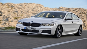 The 6 Series GT replaces the 5 Series GT and gets a sleeker and sportier profile.