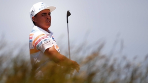 Rickie Fowler stormed to victory