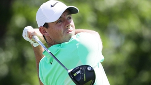 Rory McIlroy is currently fourth in the world rankings
