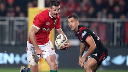 Borthwick giving nothing away on British and Irish Lions star Farrell's fitness
