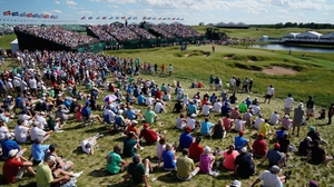 It's Day 2 of the US Open at Erin Hills