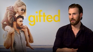Chris Evans - Showing a different sent of muscles than Marvel fans expect in new movie Gifted