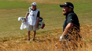 Shane Lowry is best of the Irish