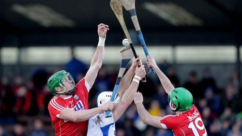 Cork and Waterford clash