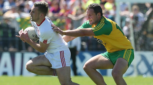 Michael Murphy's Donegal are bidding to reach the Ulster final for a seventh successive year