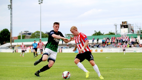 Bray Wanderers v Derry City | Soccer Republic