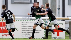 Late Clancy goal gives Bray big win over Derry